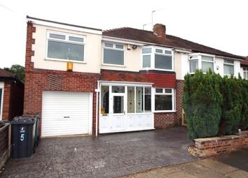Thumbnail 4 bed semi-detached house for sale in Alexander Drive, Bury, Greater Manchester