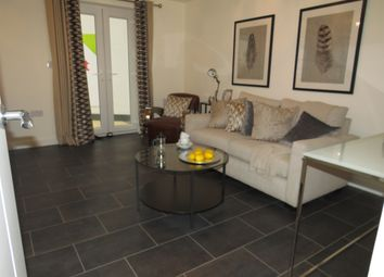 Thumbnail 2 bed flat for sale in The Apartments At Weavers Meadow, Great Cornard, Sudbury