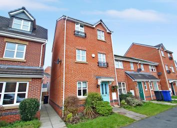Thumbnail 4 bed town house for sale in Moorefields View, Norton Heights, Stoke-On-Trent