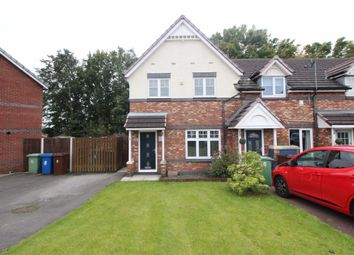 Thumbnail 3 bed town house to rent in Torside Close, Hindley, Wigan