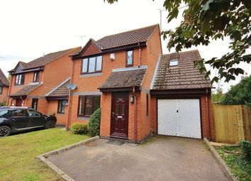 Thumbnail 3 bed detached house to rent in Fletcher Close, Faringdon