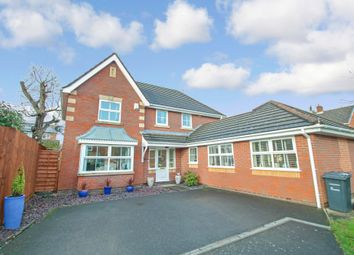 Thumbnail 5 bed detached house for sale in Beech Close, Hartshill, Nuneaton
