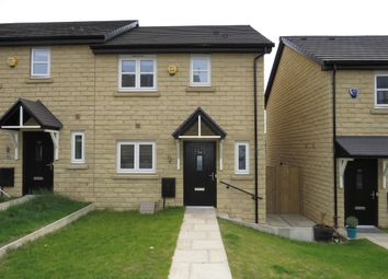 3 bed semi-detached house for sale in New Road, Denholme, Bradford BD13