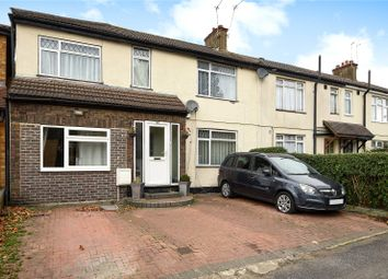 Thumbnail 5 bed semi-detached house for sale in Whitchurch Avenue, Edgware, Middlesex