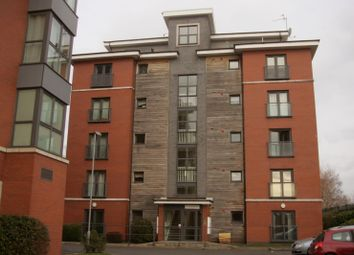 Thumbnail 2 bed flat to rent in Bailey Court, Central Way, Warrington