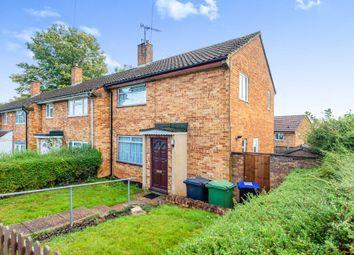Thumbnail 3 bed end terrace house for sale in School Row, Hemel Hempstead