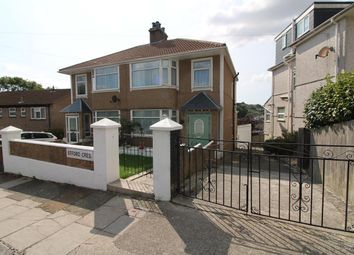3 bed semi-detached house for sale in Efford Crescent, Plymouth PL3