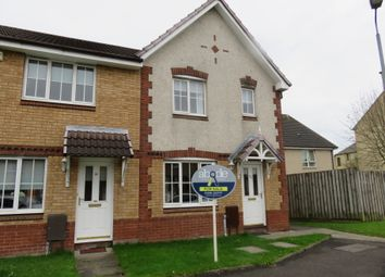 Thumbnail 3 bed end terrace house for sale in Elm Drive, Airdrie