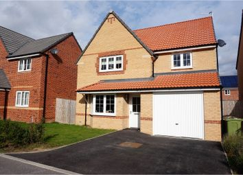 Thumbnail 4 bed detached house for sale in Ivory Walk, Upton, Pontefract