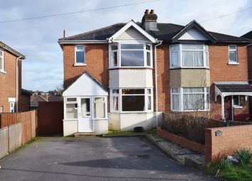 Thumbnail 3 bed semi-detached house to rent in Rownhams Road, Southampton