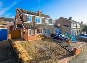 Thumbnail 3 bed semi-detached house for sale in Kylesku Crescent, Kettering