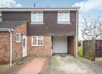 Thumbnail 4 bed end terrace house for sale in Tythe Close, Springfield, Chelmsford