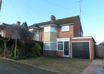 Thumbnail 3 bed semi-detached house for sale in Oxstalls Way, Gloucester