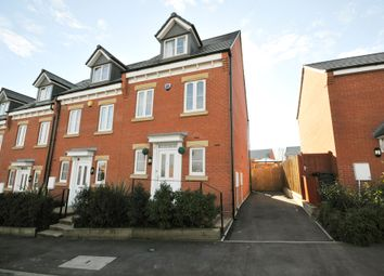 Thumbnail 3 bed semi-detached house for sale in Rugby Drive, Chesterfield