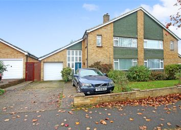 Thumbnail 3 bed semi-detached house for sale in Shirley Gardens, Tunbridge Wells
