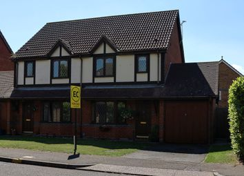 Thumbnail 3 bedroom semi-detached house for sale in Churchfields, Shoeburyness, Southend-On-Sea