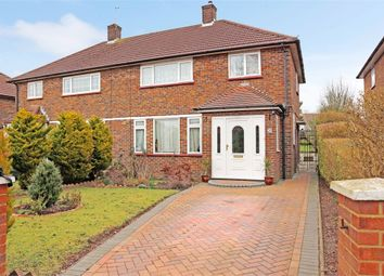 Thumbnail 3 bed semi-detached house for sale in Thirsk Road, Borehamwood, Hertfordshire