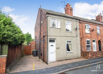 Thumbnail 2 bed end terrace house for sale in North Street, Riddings, Alfreton