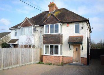 Thumbnail 3 bed semi-detached house for sale in Reading Road, Winnersh, Wokingham