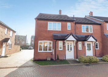 Thumbnail 3 bedroom end terrace house for sale in Round House Park, Horsehay, Telford, Shropshire