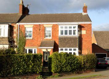 Thumbnail 3 bedroom semi-detached house for sale in Brooke Road, Oakham