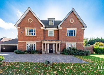 Thumbnail 7 bed detached house for sale in Herbert Road, Emerson Park