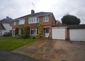 Thumbnail 3 bedroom semi-detached house to rent in Avalon Road, Earley
