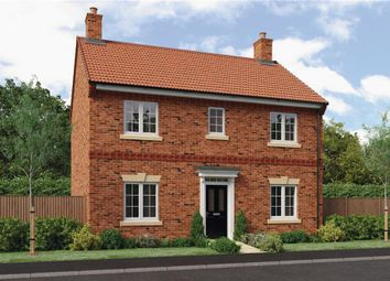 "Thumbnail 4 bed detached house for sale in ""Walton"" at Milldale Road, Farnsfield, Newark"