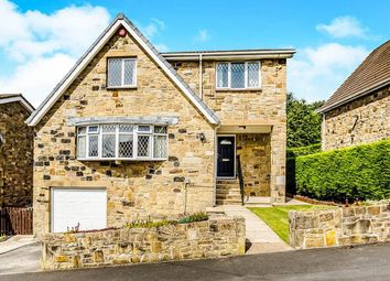 Thumbnail 4 bed detached house for sale in Bankfield Park Avenue, Taylor Hill, Huddersfield