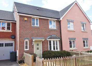 Thumbnail 3 bed terraced house for sale in Buckfast Close, Monksmoor, Daventry
