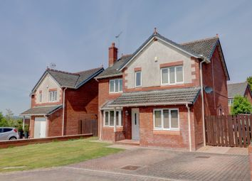 Thumbnail 4 bed detached house for sale in Dalscone Way, Dumfries