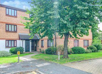 Thumbnail 1 bed flat for sale in Burnham Gardens, Croydon