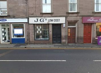 Thumbnail Retail premises for sale in St. David Street, Brechin
