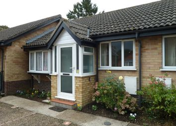 Thumbnail 1 bed terraced bungalow to rent in Holly Court, Harleston, Norfolk