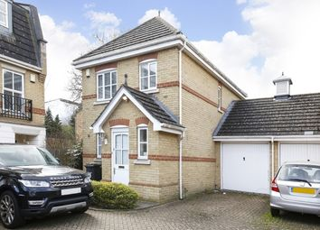 Thumbnail 3 bed semi-detached house for sale in Napier Court, Somertrees Avenue, London