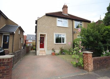 Thumbnail 3 bed semi-detached house for sale in Blackamoor Lane, Maidenhead