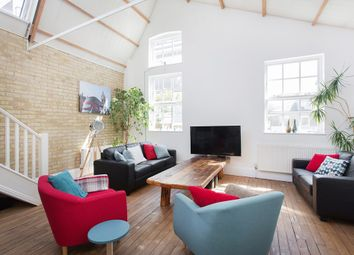 Thumbnail 3 bed flat to rent in Welmar Mews, London