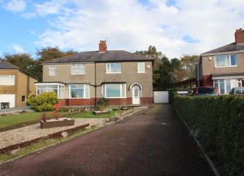 Thumbnail 3 bed semi-detached house for sale in The Crescent, Blackburn, Lancashire