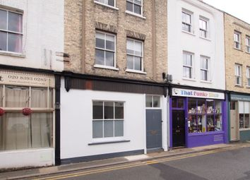 Thumbnail Flat to rent in West Street, Ewell Village