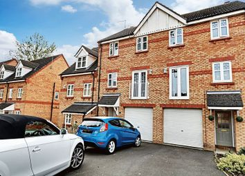 Thumbnail 3 bed terraced house for sale in Western Gailes Way, Hull