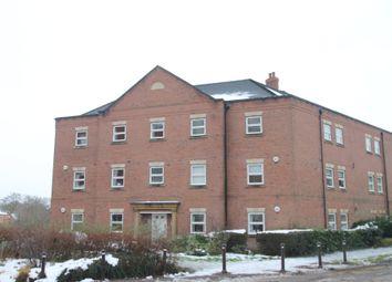 Thumbnail 2 bed flat for sale in Rumbush Lane, Dickens Heath, Solihull
