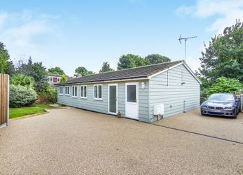 Thumbnail 3 bed bungalow to rent in Common, Epping