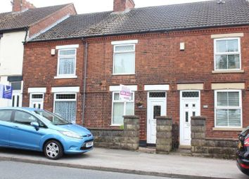 Thumbnail 2 bed terraced house for sale in Mansfield Road, Skegby, Sutton-In-Ashfield