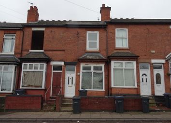 Thumbnail 3 bed terraced house to rent in Farnham Road, Birmingham