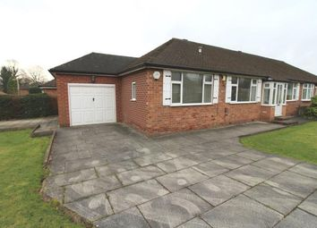 Thumbnail 3 bed bungalow for sale in Ingleton Close, Cheadle, Greater Manchester
