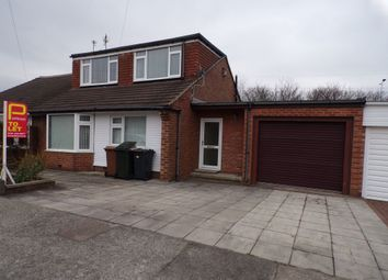 Thumbnail 3 bed bungalow to rent in Blanchland Avenue, Wideopen, Newcastle Upon Tyne