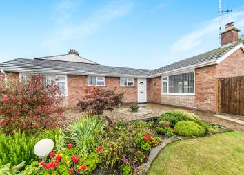 Thumbnail 2 bed detached bungalow for sale in Ballater Close, Ipswich