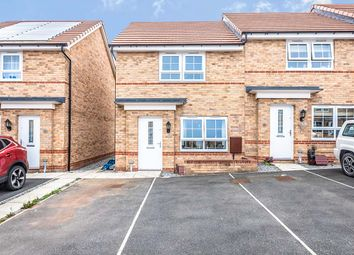 Thumbnail 2 bedroom end terrace house for sale in Ramsden Crescent, Pontefract, West Yorkshire