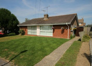 Thumbnail 2 bed semi-detached bungalow for sale in Rowlands Road, Horsham