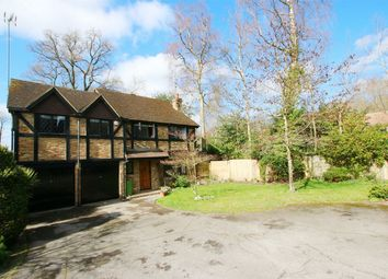 Thumbnail 5 bed detached house for sale in 24 Fir Cottage Road, Finchampstead, Wokingham, Berkshire